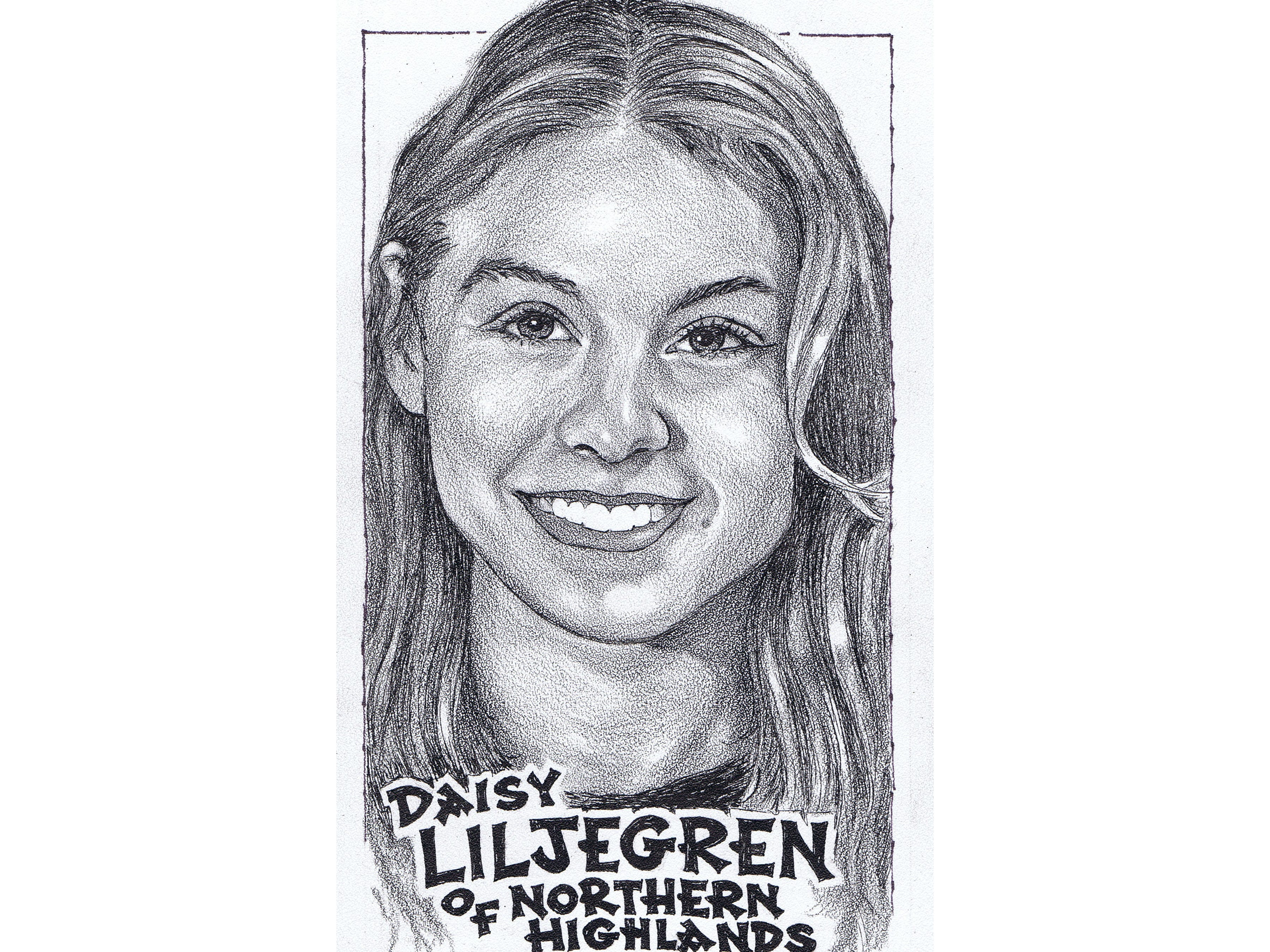 Daisy Liljegren, Northern Highlands cross-country