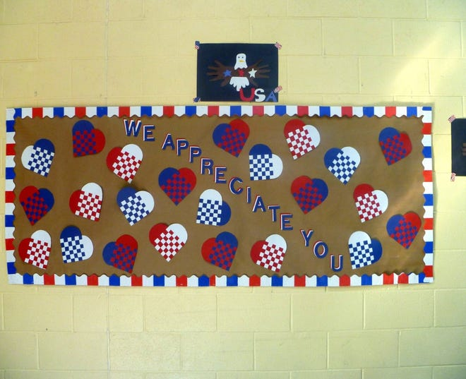 Bataan Elementary School students will pay tribute to veterans at 10 a.m. on Friday,Nov.9.There will be performances by K through fifth grade. The entire program will be student-led. All veterans and community members are welcome to attend the program.