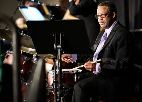 Former member of the Chuck Mangione Jazz Ensemble and Mapex jazz artist Ricky Malichi.