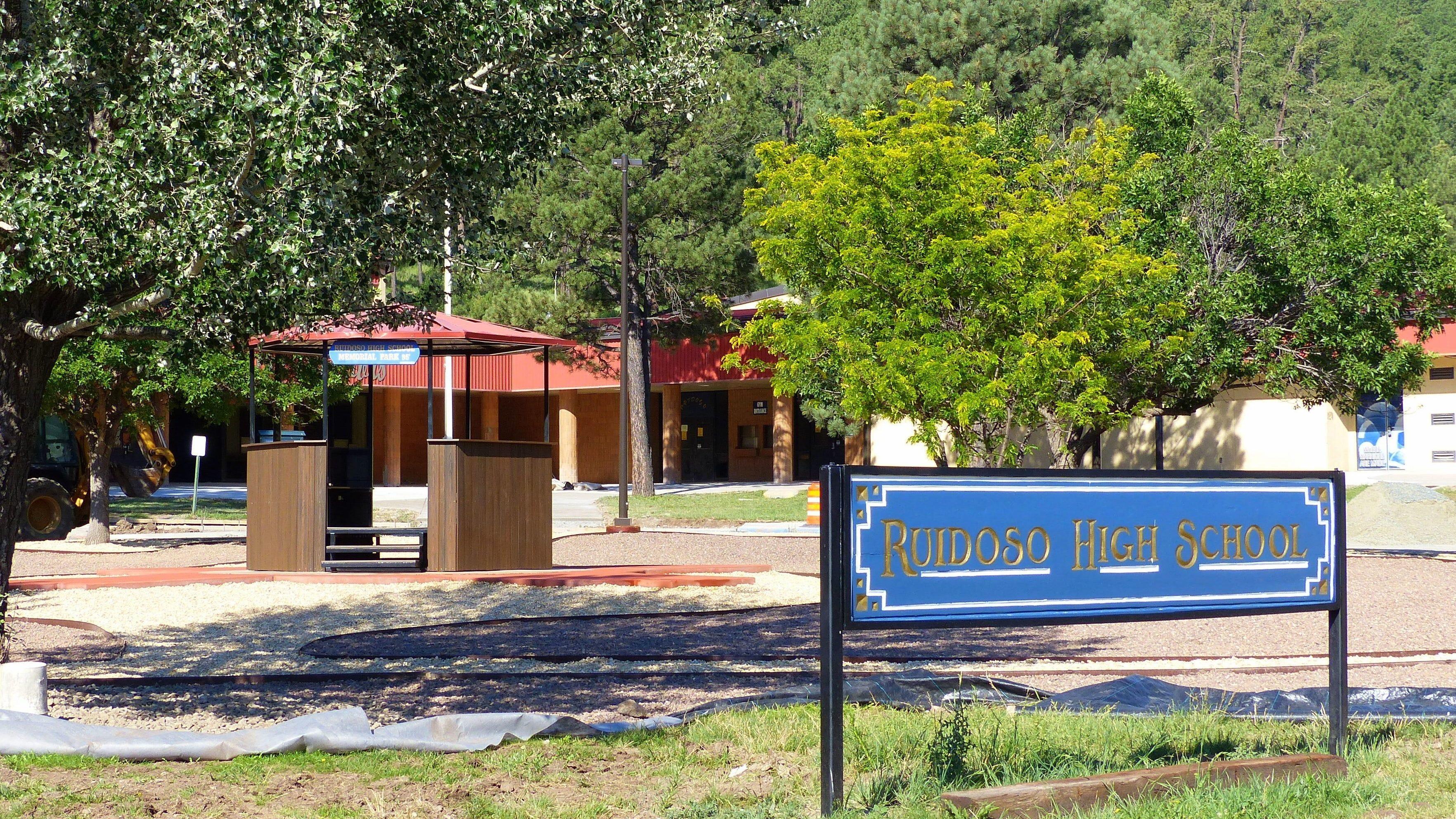 Ruidoso High School