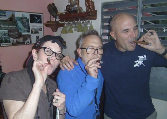 Cuban cigar Trio
