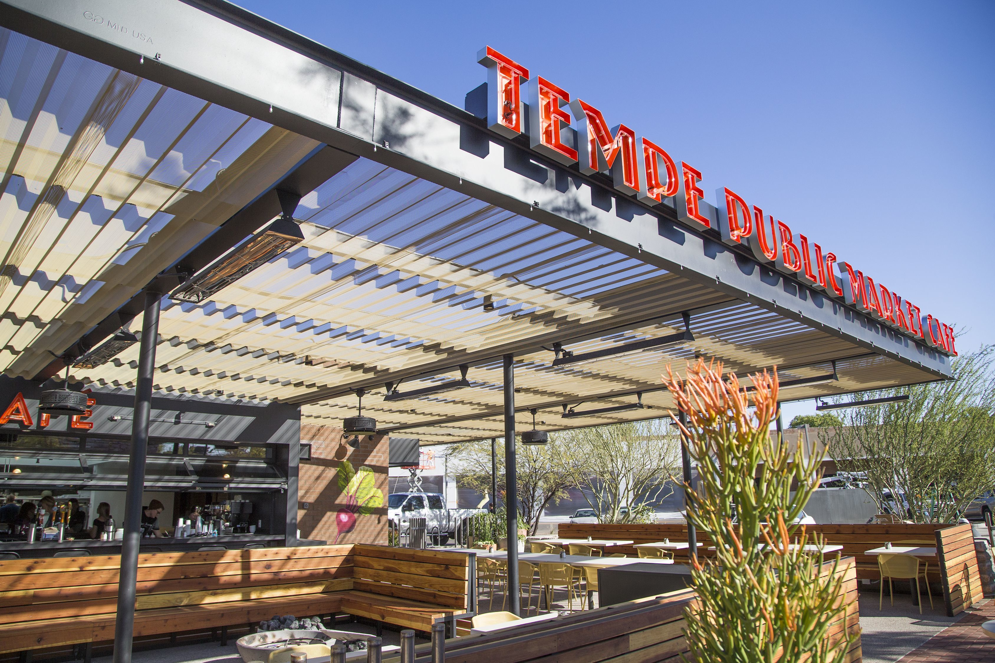 Tempe Public Market Cafe   Nov. 12, buy one entree,get one free.   Details: 8749 S. Rural Road, Tempe. 480-629-5120, tempepublicmarket.com.