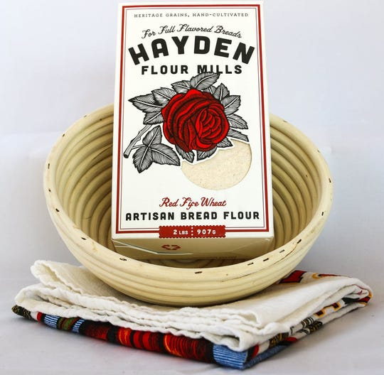 Give your favorite baker this Arizona-inspired artisanal bread kit from Hayden Flour Mill.