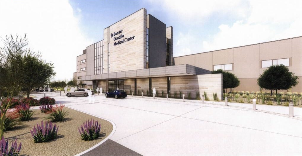 Banner Hospital Chandler 4