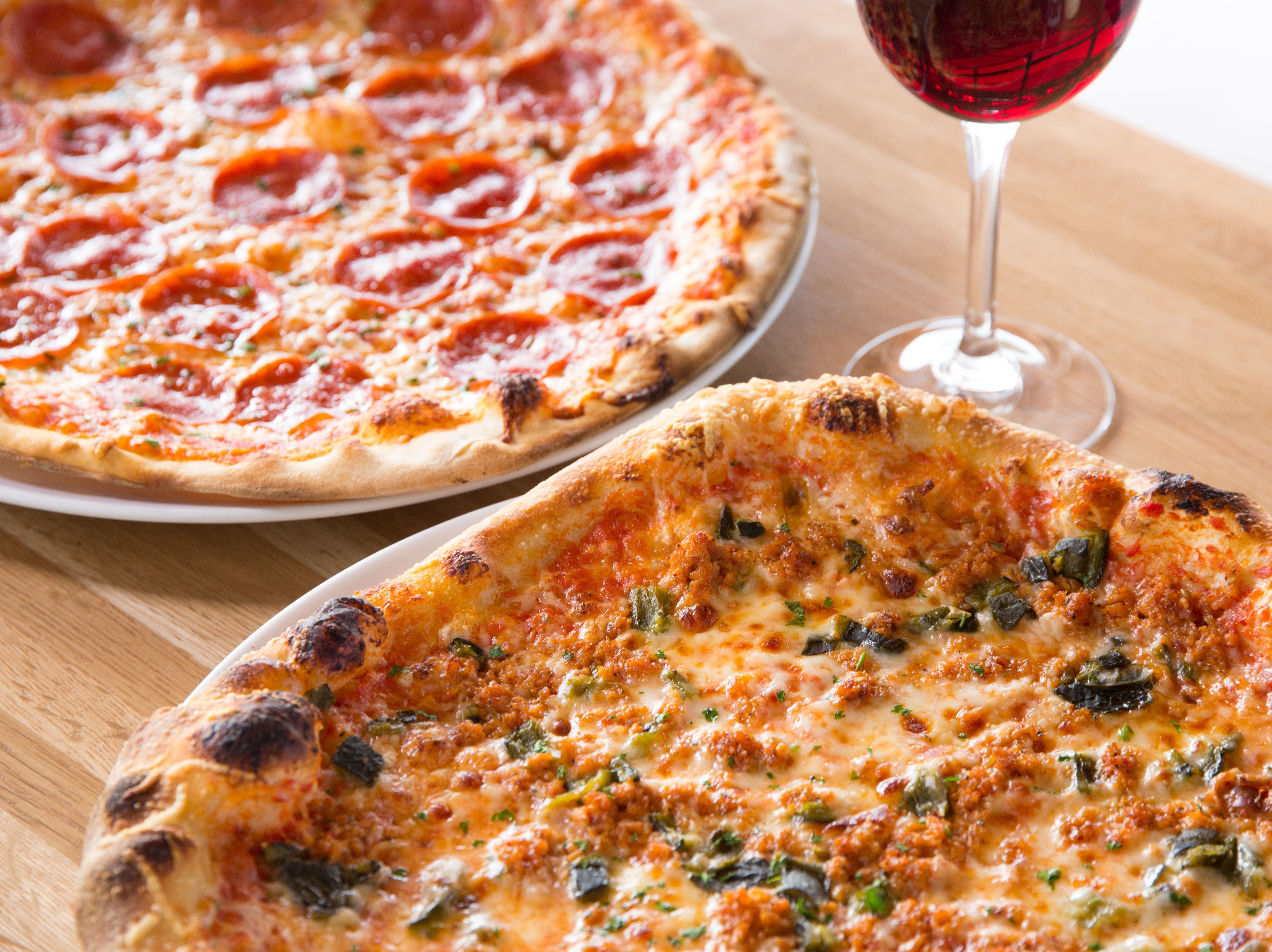 Sauce Pizza & Wine | Nov. 12, all active police, firefighters, EMTs and active, reserve and retired military get 20 percent off their orders. | Details: 20491 E. Rittenhouse Road, Queen Creek. 480-902-4877. Also, 14418 N. Scottsdale Road, Scottsdale. 480-321-8800. Other locations at saucepizzaandwine.com.