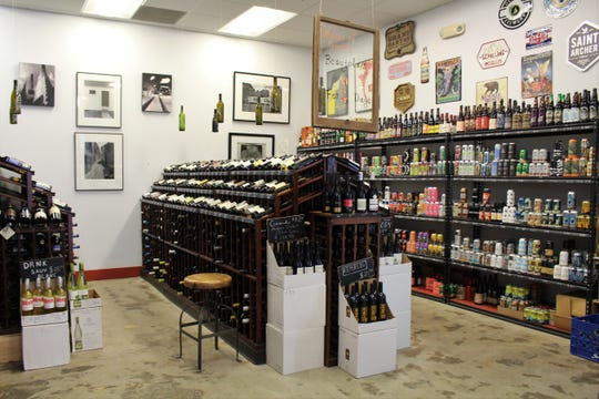 Tucked into a corner of the lobby of a downtown high-rise, Hidden Track Bottle Shop may not be the easiest wine store to find, but it's worth seeking out.