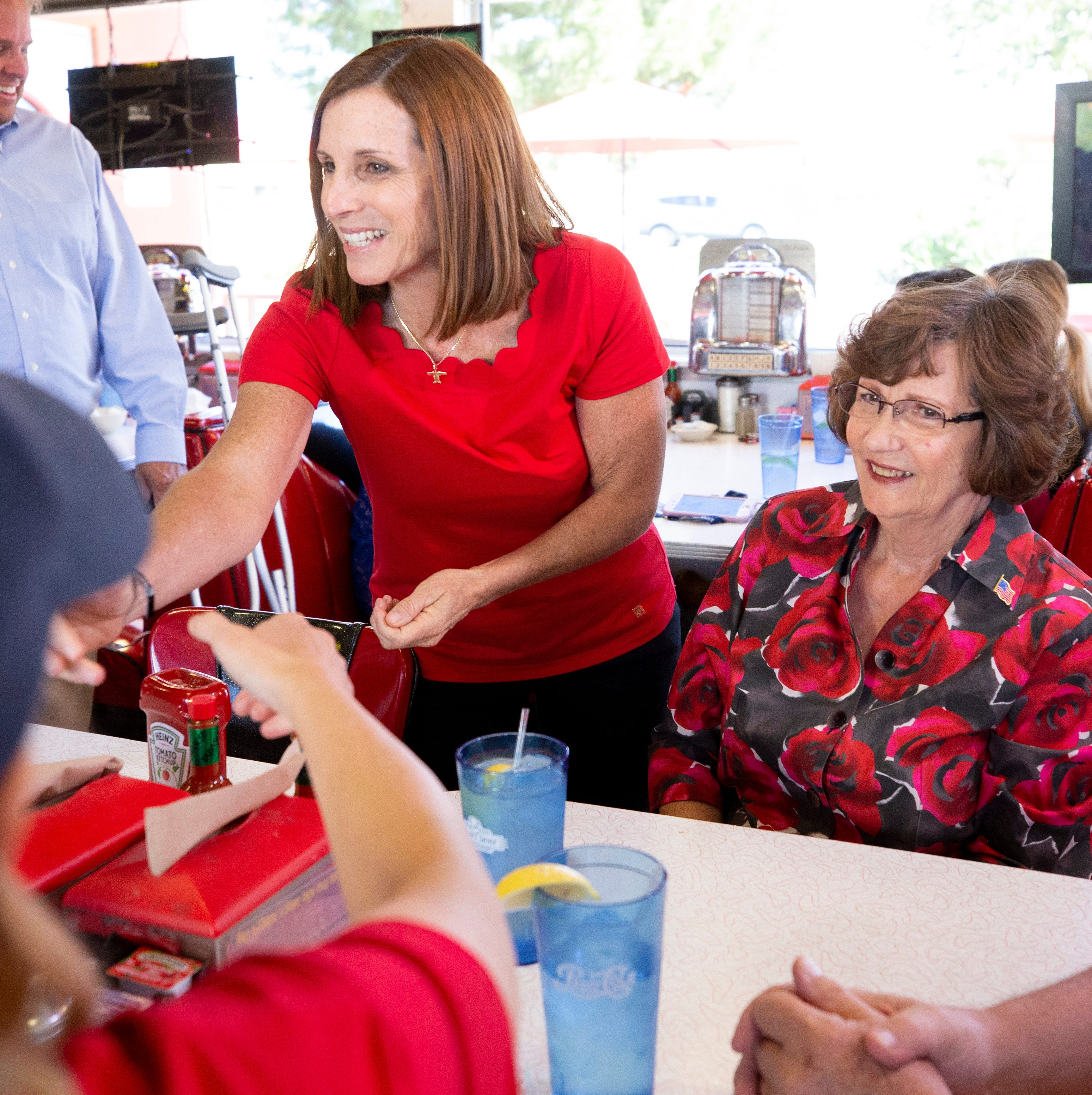 McSally should join Sinema in U.S. Senate