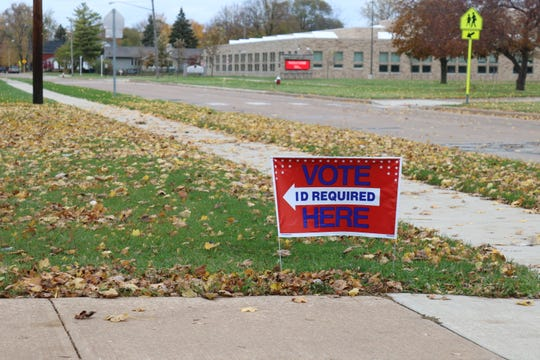 Voters took to the polls in Port Clinton on Election Day, Tuesday.