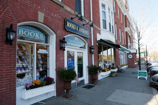 McKinney & Doyle Fine Foods in Pawling on October 31, 2018.