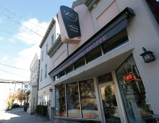 La Deliziosa Italian Pastry Shop in the City of Poughkeepsie on October 30, 2018.