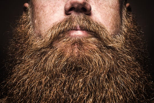 Decorate your beard for No Shave November.