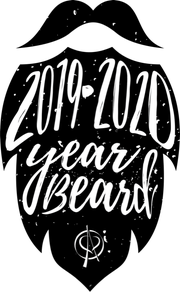 The logo for The Tide's Year Beard contest.