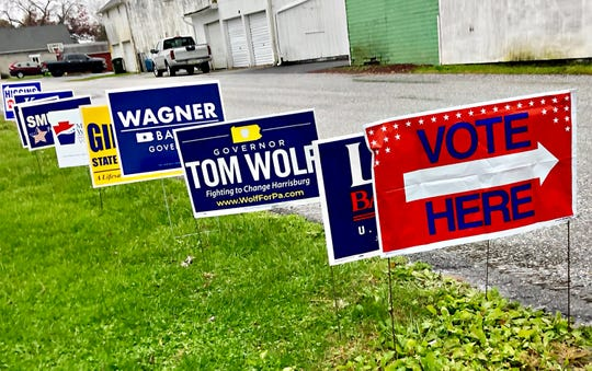 Midterm election 2018 in Hellam Township, Tuesday, Nov. 6, 2018. Dawn J. Sagert photo