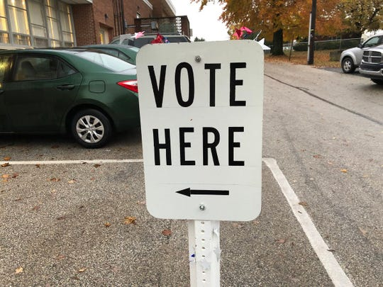 A steady stream of voters moved through the Hanover Municipal polling site early Nov. 6.