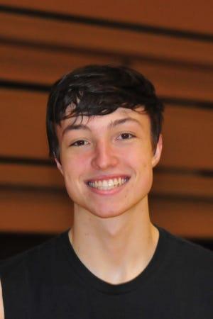 Jordan Stolle, Richmond High School boys basketball