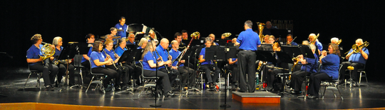The Keizer Community Band will be hosting a Veteran's Day concert on Wednesday, Nov. 14.