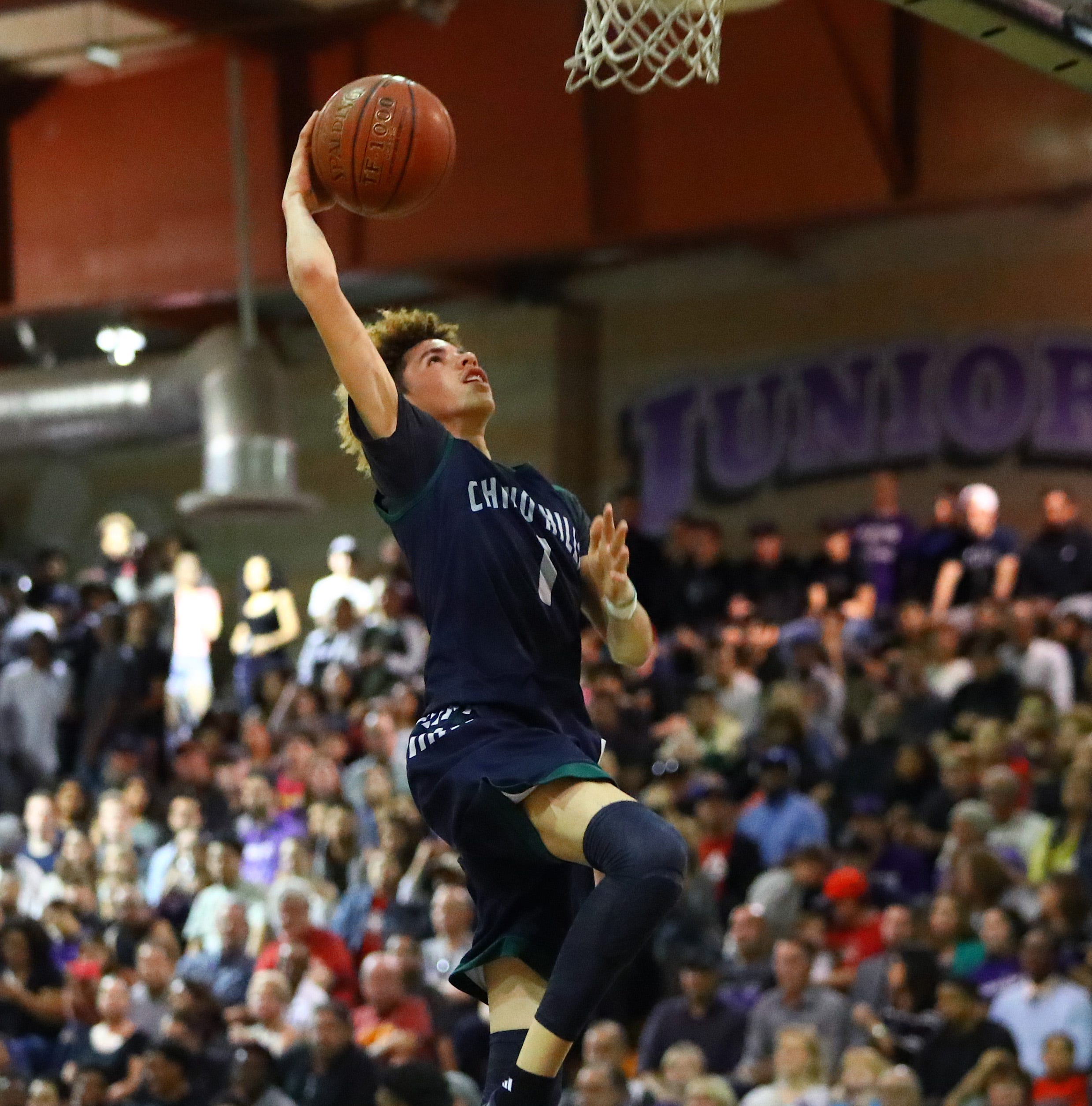 LaMelo Ball will not play at Governor's Challenge, SPIRE Institute withdraws