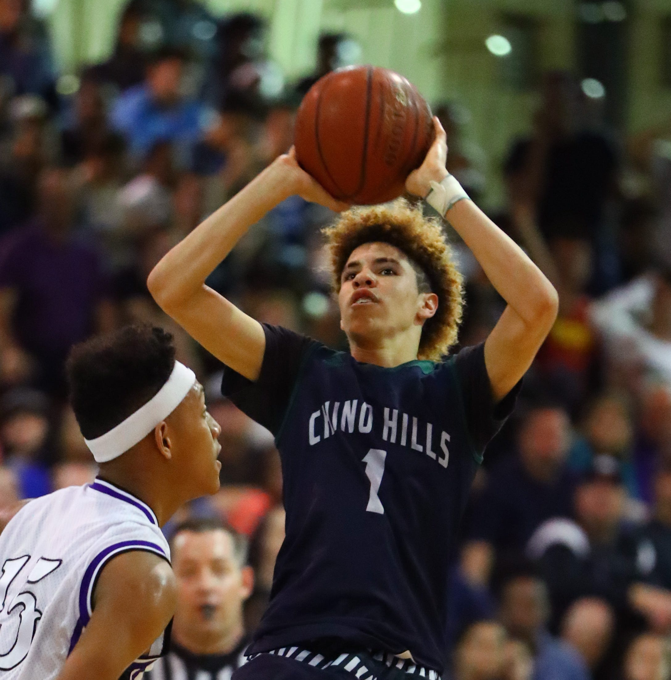 LaMelo Ball, brother of Lonzo Ball, to play at Governor's Challenge for Spire Institute