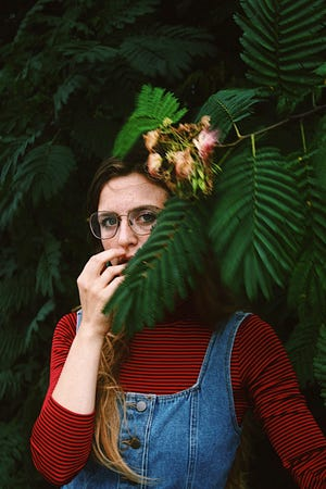 Miranda Haney will perform at three locations on Delmarva.