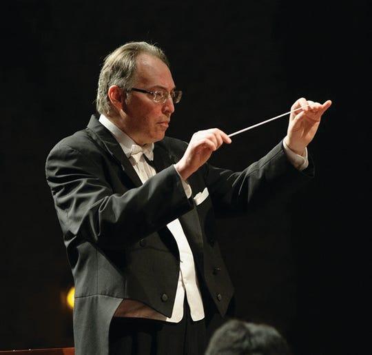 Kevin R. McMahon, Sheboygan Symphony Orchestra music director and conductor