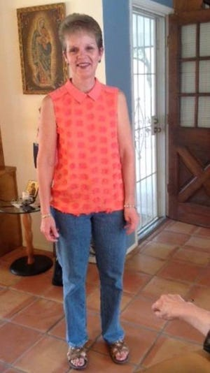 Yankton police and sheriff's office search for Phyllis Hunhoff, 59, from Yankton who went missing Monday night after not returning to her residence or showing up to work Tuesday morning.