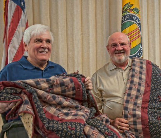 Gene Murphy and Lyle Bowes formed a lasting friendship in 1967 when the two were shipped off to the Vietnam War.