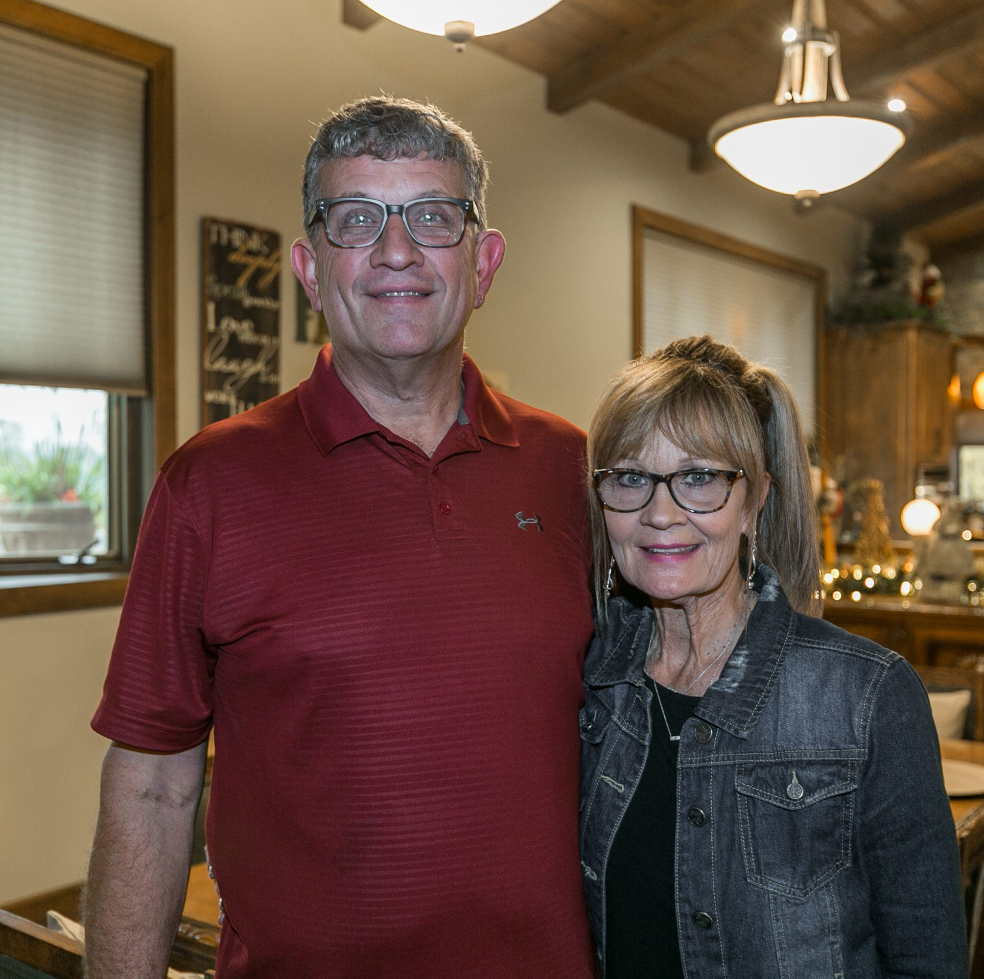 Open floor plan attracted couple to east Springfield home