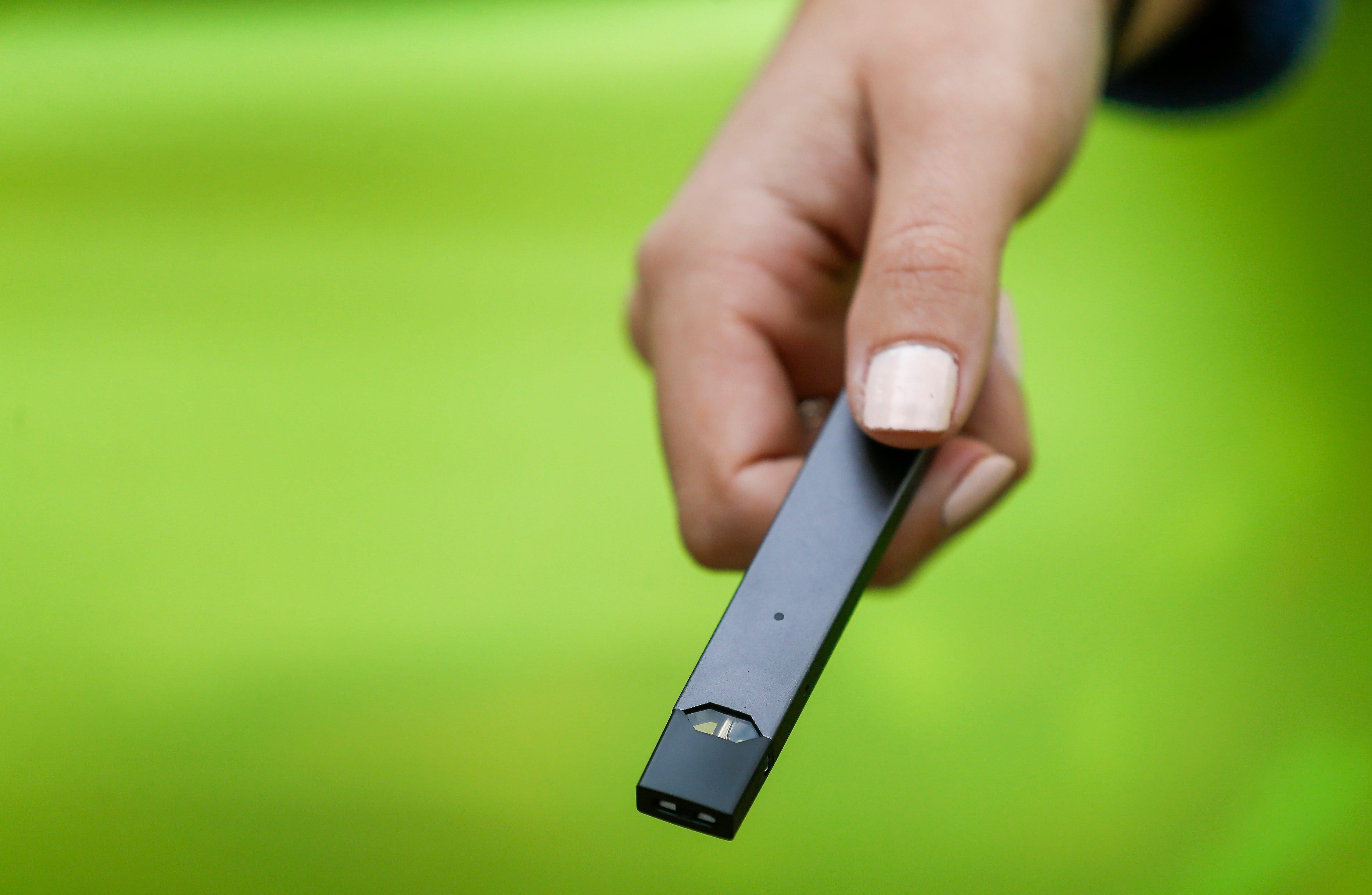 Juul MSU student e-cigarette