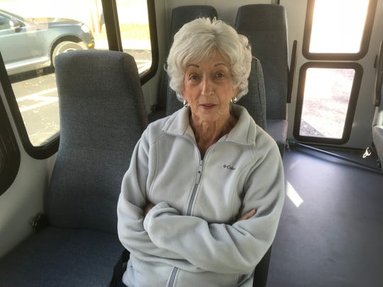 Bobbie Kinder, 78, is in favor of medical marijuana.