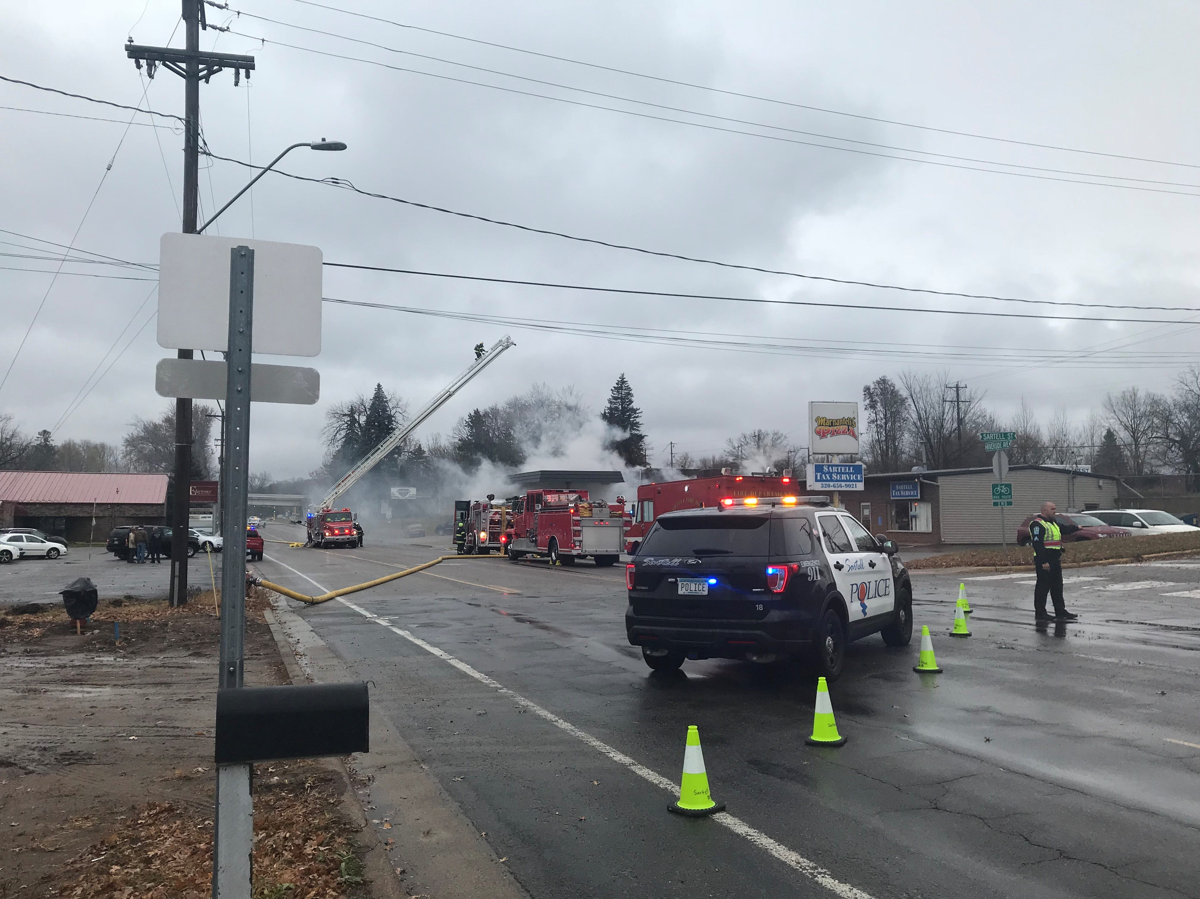 Fire does $450,000 damage to interior of Sartell's Fouquette Auto