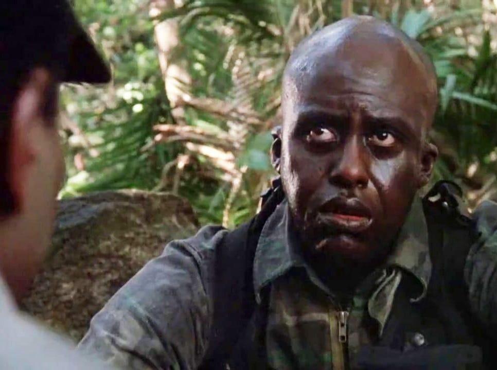 """Bill Duke played the role of Mac in """"Predator."""""""