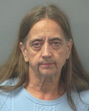 Connie Baeza was arrested on burglary and drug charges in Mesquite on Nov. 2, 2018.