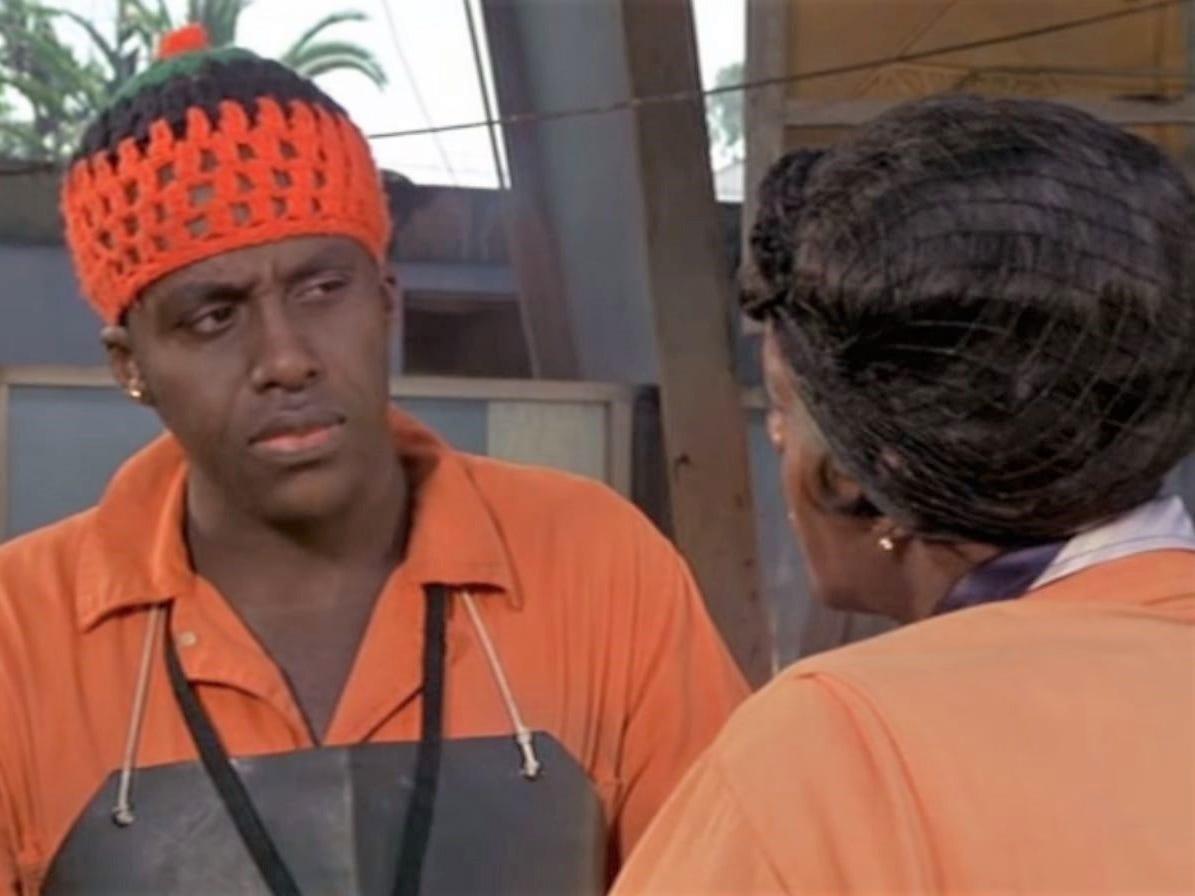 "Bill Duke's first big-screen role was in 1976's ""Car Wash."""