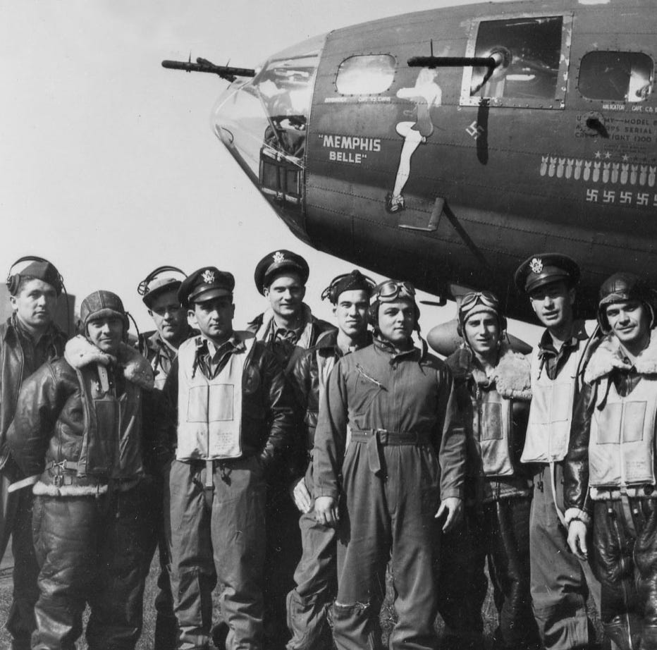 Things to do: Fly The Memphis Belle again and lots more