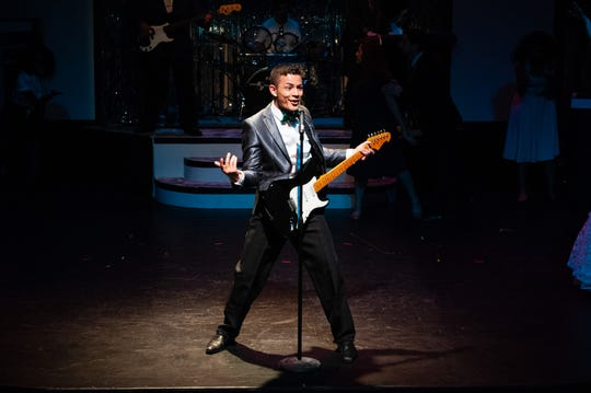 """""""The Wedding Singer"""" plays this weekend at Theatre Tallahassee."""