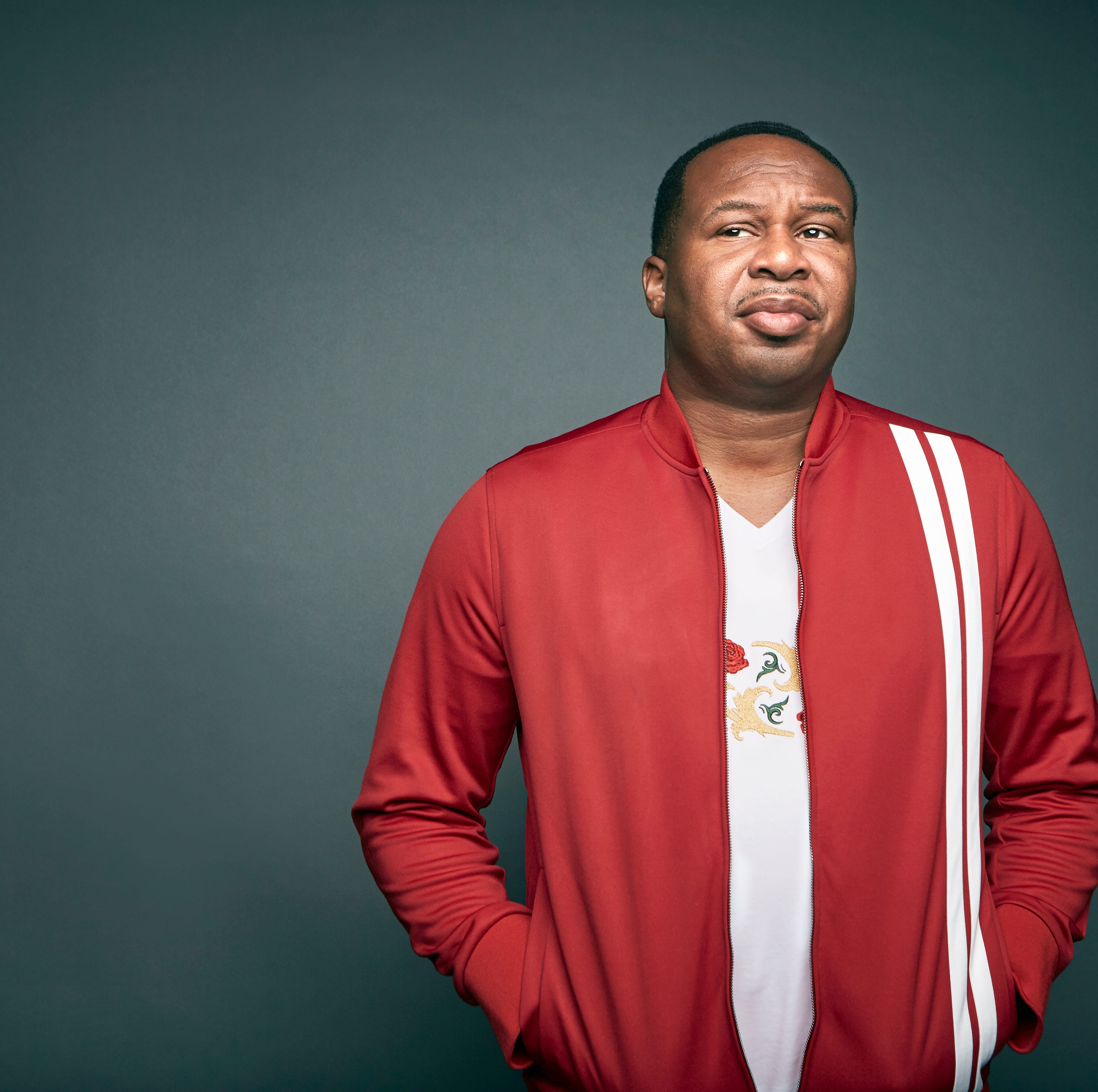 Roy Wood Jr. of 'The Daily Show' grew into comedy at FAMU