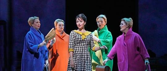 """Metropolitan Opera presents """"Marnie"""" at 12:55 p.m. Saturday at Movies at Governor's Square snf CMX Fallschase."""