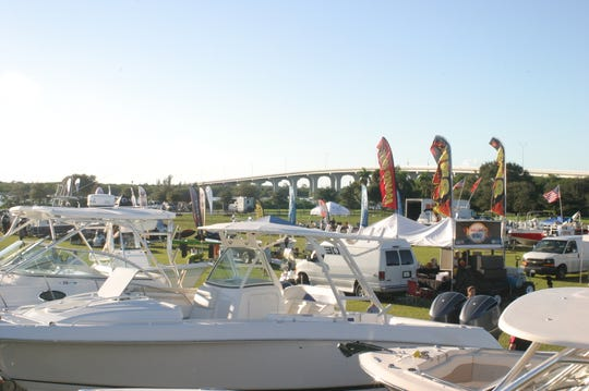 The 36th annual Vero Beach Fall Boat Show will be held Nov. 23-24 at Riverside Park.