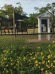 Vero Beach Dog Park is leased from the City of Vero Beach and operated by the Friends of the Vero Beach Dog Exercise Area, Inc. It's located at Bob Summers Park on Indian River Drive East, near Beachland Elementary School in Vero Beach.