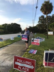 Voter turnout for the Feb. 26 Vero Beach City Council special election is expected to be much lower than it was in November. Six candidates are now in the race for three seats.