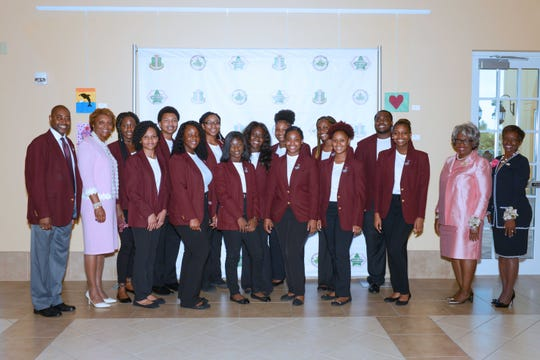 The Fort Pierce Westwood High School Chorus performed at the Alpha Kappa Alpha Sorority Cluster I conference in Port St. Lucie.