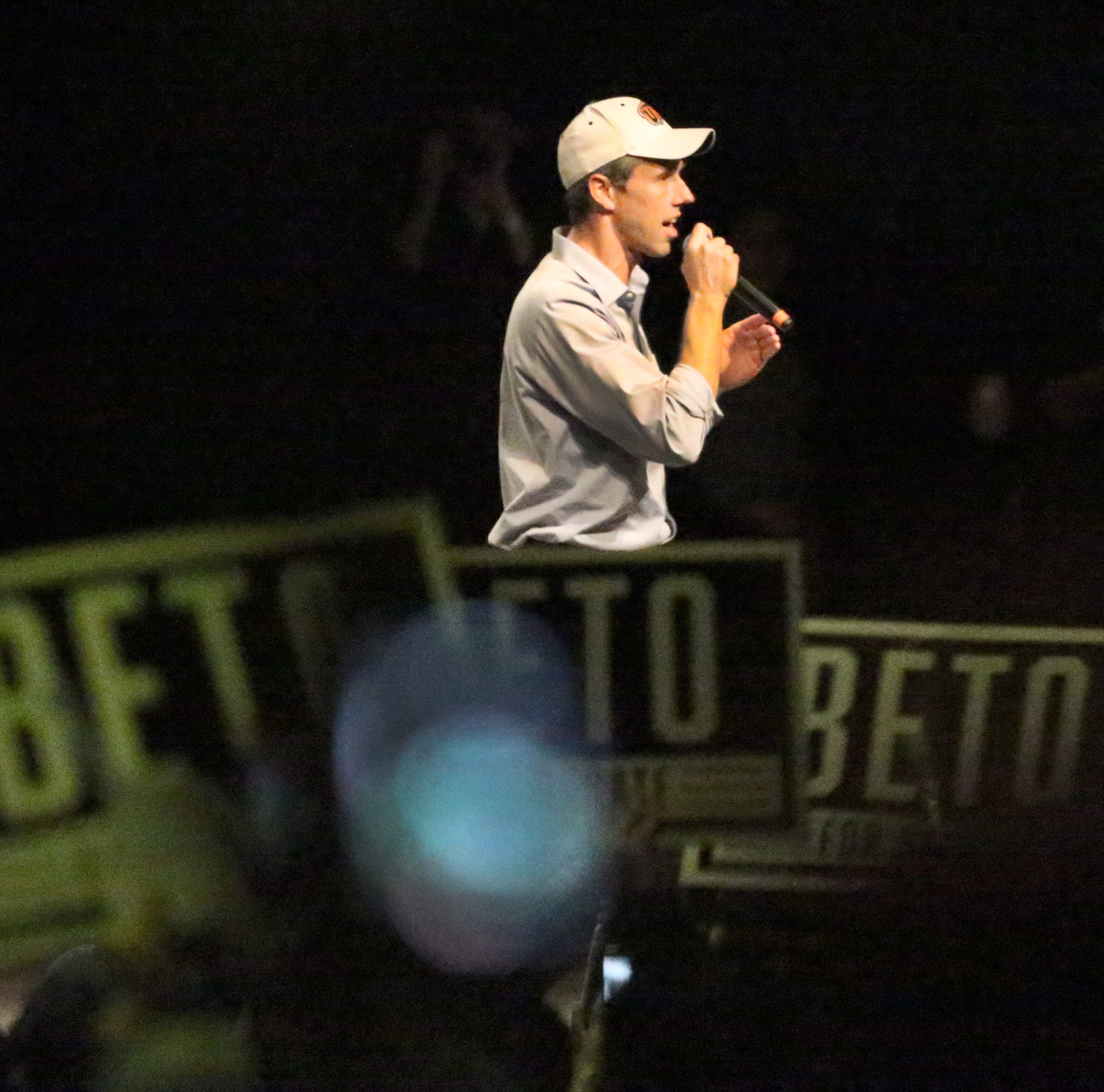 Beto O'Rourke joins Democrat letter to Mattis about troops at border for caravan