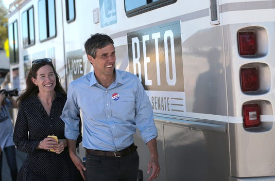 14 Beto Campaigns On Election Day