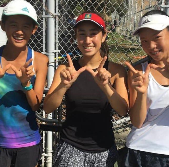 Youthful Westlake girls tennis team has shot a CIF title