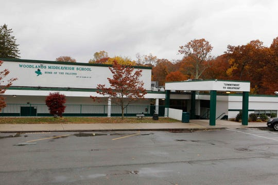 Woodlands Middle/High School in Hartsdale