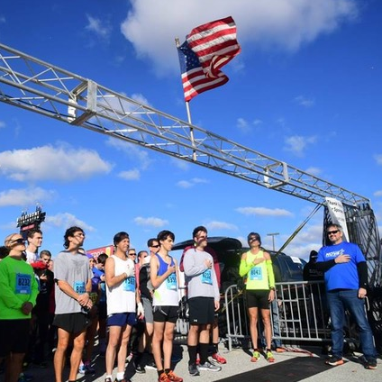 This weekend's Beau Biden Foundation run to use new Jack Markell Trail