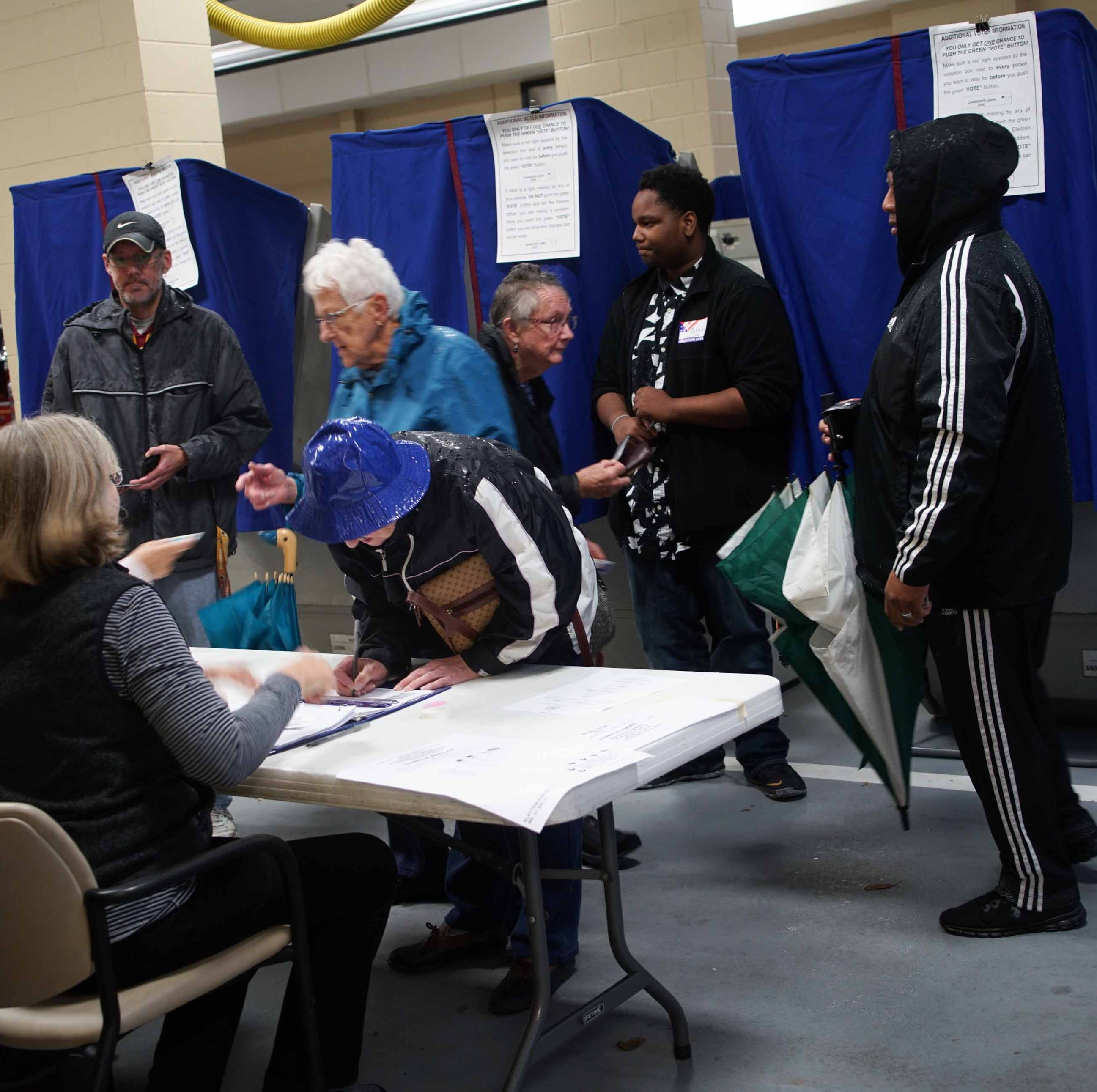 Delaware election results: How the different counties voted on statewide races