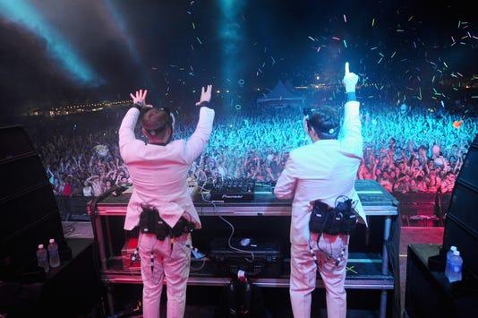 Firefly Music Festival 2015 Day 4