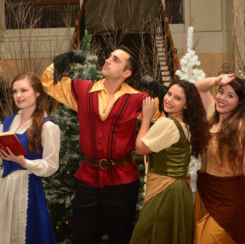 Wichita Theatre asks: Be their guest for a holiday 'Beauty and the Beast'