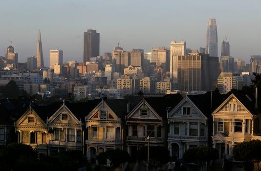 Ap San Francisco Illegal Airbnb Rentals A File Usa Ca